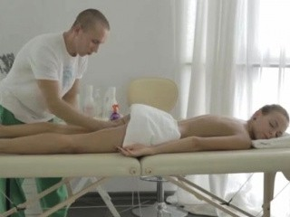 Teen anal cam squirt Massage completes up in sex