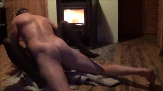 Extreme Squirting Orgasm After Hard Doggystyle Fuck and Pussy Eating