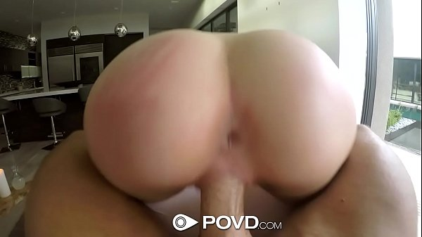 POVD Squirting Chloe Scott massage fuck and facial